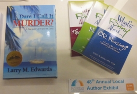 Dare I Call It Murder?: A Memoir of Violent Loss -- San Diego Public Library's 48th Annual Local Author Exhibit
