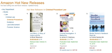 Amazon.com Hot New Release: Murder Survivor's Handbook: Real-life Stories, Tips & Resources