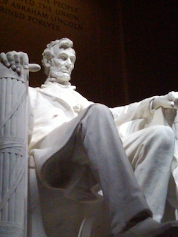 LincolnSeated