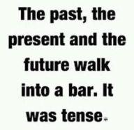 past-present-future-tense